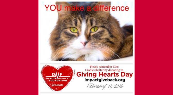 Giving Hearts Day is THIS WEEK